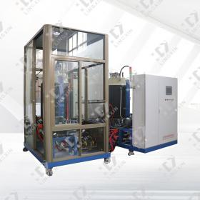 High pressure cyclopentane polyurethane foaming machine