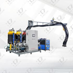 Three-component polyurethane high pressure foaming machine
